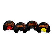 Tom Teasers Classic Hen Series 4 Pack Turkey Calls