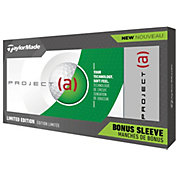 Buy 2 TaylorMade 2018 Project (a) Golf Balls & Receive a Free 6-Ball Dadism Pack