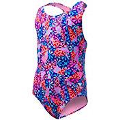 TYR Girls' Sugar Rush Maxfit Racerback Swimsuit