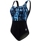 TYR Women's Tremiti Scoop Neck Controlfit Swimsuit