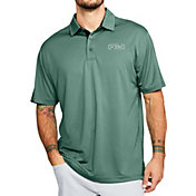 Under Armour Men's Fish Tech Polo Shirt