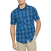 Under Armour Men's Hitch Woven Short Sleeve Shirt