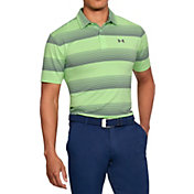 Under Armour Men's Playoff Blast Stripe Golf Polo