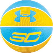 Under Armour Stephen Curry Official Basketball (29.5