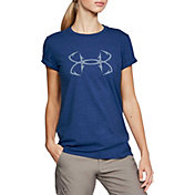 Under Armour Women's Hook Logo T-Shirt