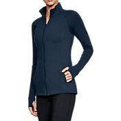 Under Armour Women's Zinger Full Zip Golf Jacket