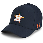 Under Armour Youth Houston Astros Blitzing Adjustable Hat