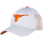 University of Texas Authentic Apparel Men's Texas Longhorns Grey Wezen Flexfit Hat