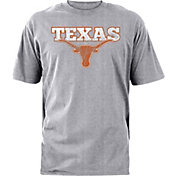 University of Texas Authentic Apparel Men's Texas Longhorns Grey Dedicated T-Shirt