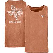 University of Texas Authentic Apparel Men's Texas Longhorns Burnt Orange Double Cut T-Shirt