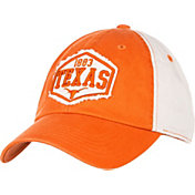 University of Texas Authentic Apparel Men's Texas Longhorns Burnt Orange/White Mizar Adjustable Hat