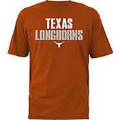 University of Texas Authentic Apparel Men's Texas Longhorns Burnt Orange Stencil T-Shirt
