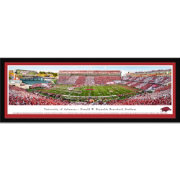 Blakeway Panoramas Arkansas Razorbacks Framed Panorama Poster