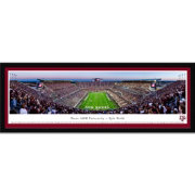 Blakeway Panoramas Texas A&M Aggies Framed Panorama Poster