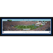 Blakeway Panoramas Los Angeles Rams Framed Panorama Poster