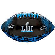 Wilson Super Bowl LII Micro Mini Composite Football