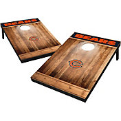 Wild Sports Chicago Bears Brown Wood Tailgate Toss