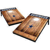 Wild Sports Dallas Cowboys Brown Wood Tailgate Toss