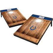 Wild Sports Indianapolis Colts Brown Wood Tailgate Toss