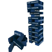 Wild Sports Brigham Young Cougars Table Top Stackers