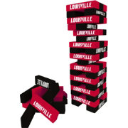 Wild Sports Louisville Cardinals Table Top Stackers
