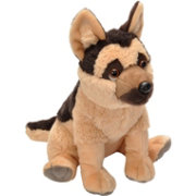 Wild Republic German Shepherd Stuffed Animal