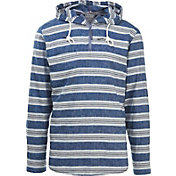 Woolrich Men's Hemp Cotton Blend Hoodie