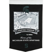 Winning Streak Sports Michigan State Spartans Stadium Banner