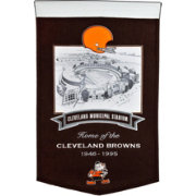Winning Streak Sports Cleveland Browns Stadium Banner