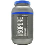 Isopure Zero Carb Protein Powder Vanilla 42 Servings