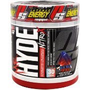 ProSupps Mr. Hyde NitroX Pre-Workout Blue Razz Popsicle