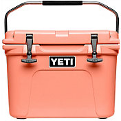 YETI Limited Edition Coral Roadie 20 Cooler