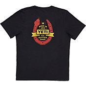 YETI Men's Lucky Strike Short Sleeve Pocket T-Shirt