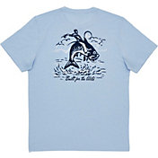 YETI Men's Tarpon Cowboy Short Sleeve Pocket T-Shirt