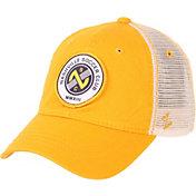 Zephyr Men's Nashville SC Unstructured Gold Snapback Adjustable Hat