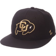 Zephyr Men's Colorado Buffaloes  M15 Black Fitted Hat
