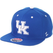 Zephyr Men's Kentucky Wildcats Blue Script Adjustable Snapback Hat