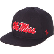 Zephyr Men's Ole Miss Rebels Blue M15 Fitted Hat