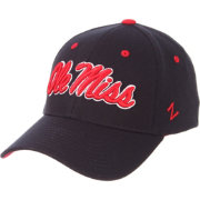 Zephyr Men's Ole Miss Rebels Blue ZH Stretch Fit Hat