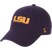 Zephyr Men's LSU Tigers Purple Scholarship Adjustable Hat