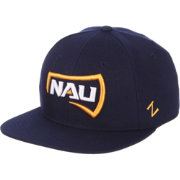 Zephyr Men's Northern Arizona Lumberjacks Blue M15 Fitted Hat