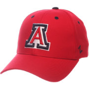Zephyr Men's Arizona Wildcats Cardinal Competitor Adjustable Hat