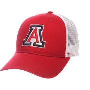 Zephyr Men's Arizona Wildcats Cardinal/White Big Rig Adjustable Hat