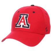Zephyr Men's Arizona Wildcats Cardinal DH Fitted Hat