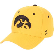 Zephyr Men's Iowa Hawkeyes Gold DH Fitted Hat