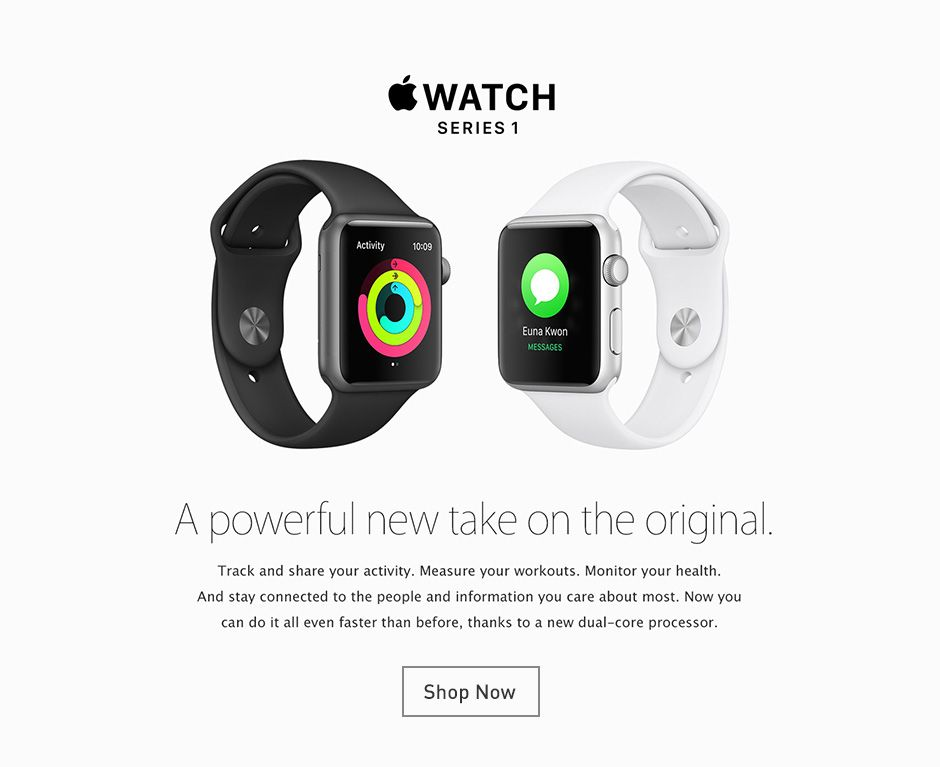 Shop Apple Watch Series One