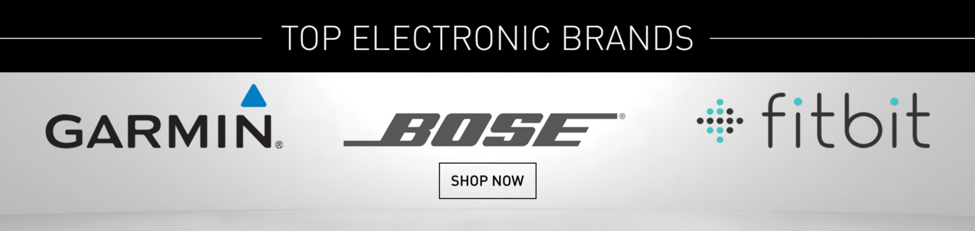 Shop Our Top Electronic Brands
