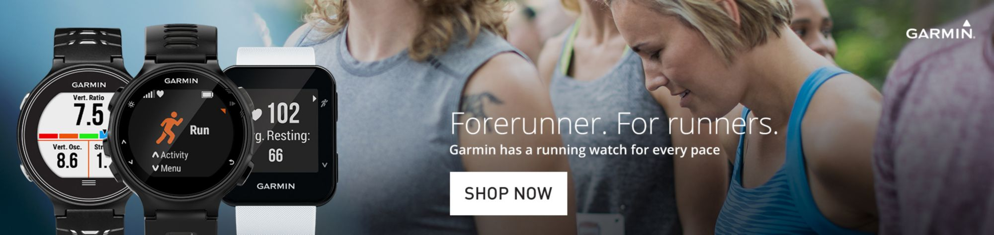 Shop Garmin Forerunner