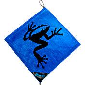 Frogger Amphibian Golf Towel