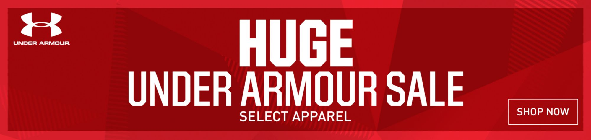 Shop 25% Off Under Armour Athletic Apparel